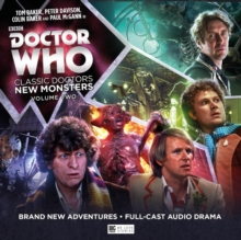 Doctor Who - Classic Doctors, New Monsters : Volume 2, CD-Audio Book