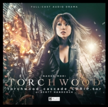 Torchwood : Torchwood_cascade_CDRIP.tor No. 16, CD-Audio Book