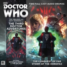 The Third Doctor Adventures - Volume 3, CD-Audio Book
