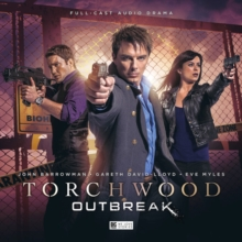 Torchwood - Outbreak, CD-Audio Book