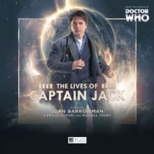 The Lives of Captain Jack, CD-Audio Book
