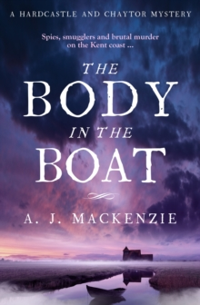 The Body in the Boat : A gripping murder mystery for fans of Antonia Hodgson, Paperback / softback Book
