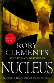 Nucleus : the gripping spy thriller for fans of ROBERT HARRIS, Hardback Book