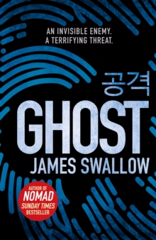 Ghost : The gripping new thriller from the Sunday Times bestselling author of NOMAD, Hardback Book