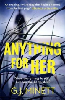 Anything for Her : For fans of LIES, Paperback Book