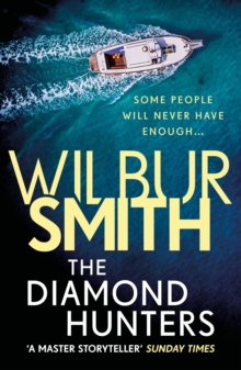 The Diamond Hunters, Paperback Book