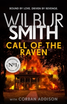 Call of the Raven : The Sunday Times bestselling thriller, Hardback Book