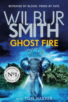 Ghost Fire, Hardback Book