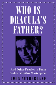Who Is Dracula's Father?, EPUB eBook
