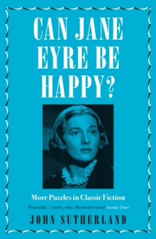 Can Jane Eyre Be Happy?, EPUB eBook