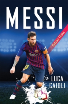 Messi : Updated Edition, Paperback / softback Book