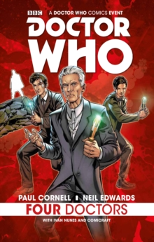 Doctor Who Event 2015 : Four Doctors, Paperback Book