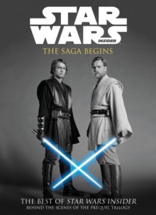 Star Wars: The Saga Begins, Paperback / softback Book