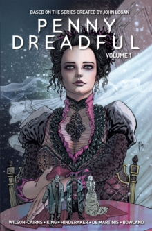 Penny Dreadful, Paperback Book