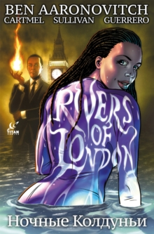 Rivers of London: Night Witch #3, EPUB eBook