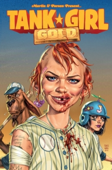 Tank Girl : Gold, Paperback Book