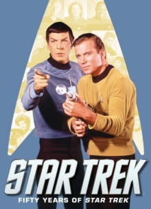 Star Trek : Fifty Years of Star Trek, Paperback Book