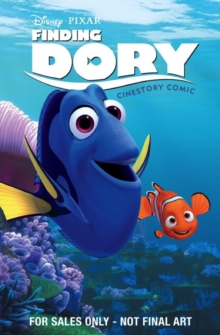 Disney Pixar Finding Dory Cinestory Comic, Paperback / softback Book