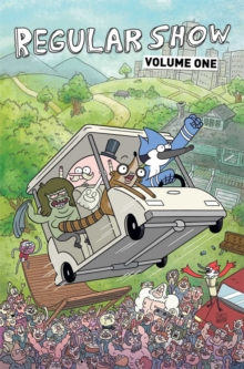 Regular Show : Vol. 1, Paperback Book