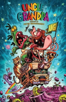 Uncle Grandpa : Vol. 1, Paperback Book