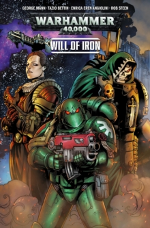 Warhammer 40,000: Will of Iron #1, EPUB eBook