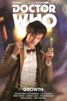 Doctor Who : Growth, Paperback Book