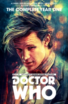 Doctor Who: The Eleventh Doctor Complete Year One, Hardback Book
