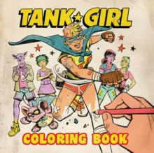 Tank Girl Coloring Book, Paperback / softback Book