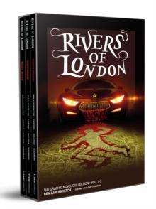 Rivers of London : Volumes 1-3 Boxed Set Edition, Undefined Book