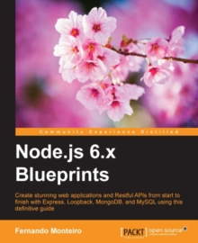 Node.js 6.x Blueprints, EPUB eBook