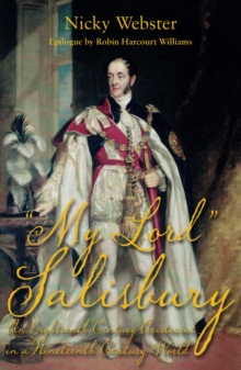 """My Lord"" Salisbury, Paperback / softback Book"