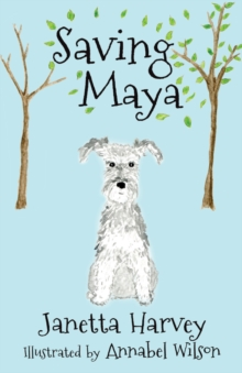Saving Maya, Paperback Book