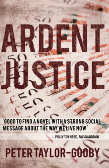 Ardent Justice, Paperback Book