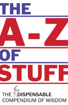 The A-Z of Stuff, Paperback Book