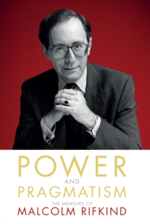 Power and Pragmatism, Hardback Book