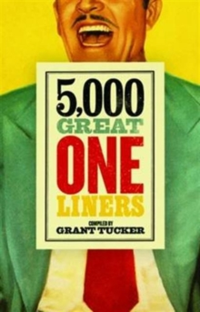 5,000 Great One Liners, Paperback Book