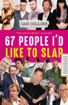 67 People I'd Like to Slap, Paperback Book
