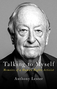 Talking to Myself : Memoirs of a Human Rights Activist, Hardback Book