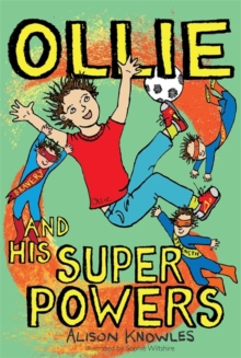 Ollie and His Superpowers, Hardback Book