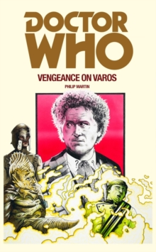 Doctor Who: Vengeance on Varos, Paperback Book