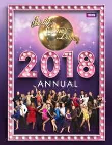 Strictly Come Dancing Annual 2018, Hardback Book