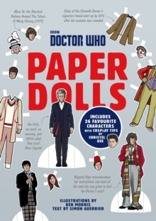 Doctor Who Paper Dolls, Paperback / softback Book