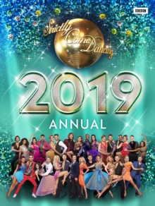 Official Strictly Come Dancing Annual 2019, Hardback Book
