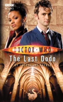 Doctor Who: The Last Dodo, Paperback Book