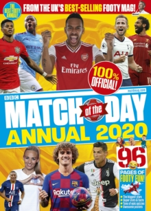 Match of the Day Annual 2020 : (Annuals 2020), Hardback Book