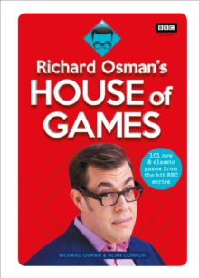 Richard Osman's House of Games : 101 new & classic games from the hit BBC series, Hardback Book