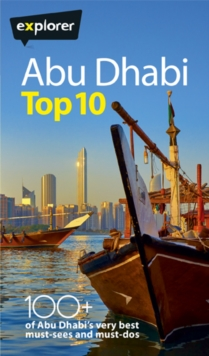 Abu Dhabi Top 10, Paperback Book
