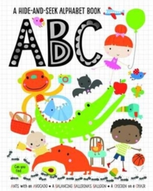 Hide and Seek ABC, Board book Book