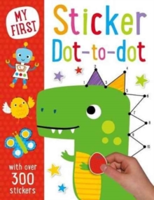 My First Sticker Dot-to-Dot, Paperback Book