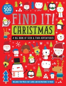 Find it! Christmas, Paperback Book